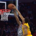 NBA – Top 5 : Giannis vs Embiid, Steph Curry artistique !