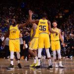 NBA – Le collectif des Warriors réalise du jamais vu depuis 2007