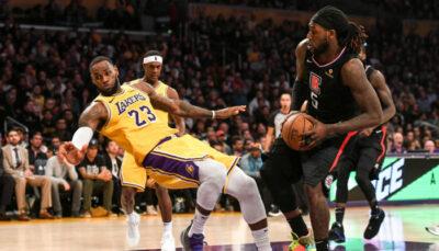 NBA – Le génial message de Montrezl Harrell aux fans des Lakers