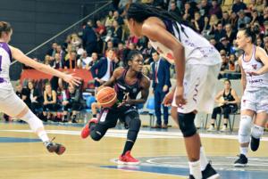 EuroleagueWomen – Transferts : Castors Braine pour Mélissa Diawakana