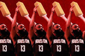 La stat de médiocrité des Rockets