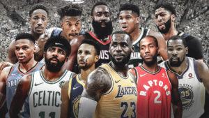 NBA – 127 joueurs de la ligue se prononcent sur le MVP, le GOAT et bien plus ! (Pt. 1)