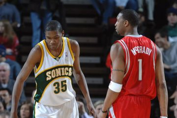 Kevin Durant et Tracy McGrady