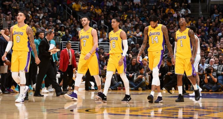 La free agency sera déterminante pour les Lakers