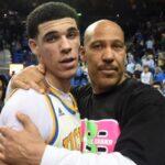 NBA – LaVar Ball explique pourquoi Lonzo a effacé son tatouage