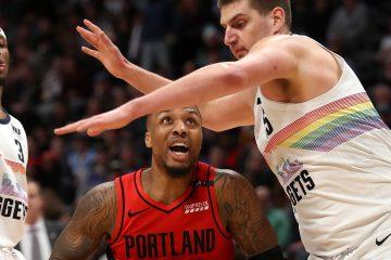 Damian Lillard nous explique comment les Blazers comptent stopper la machine à QI Basket qu'est Nikola Jokic...