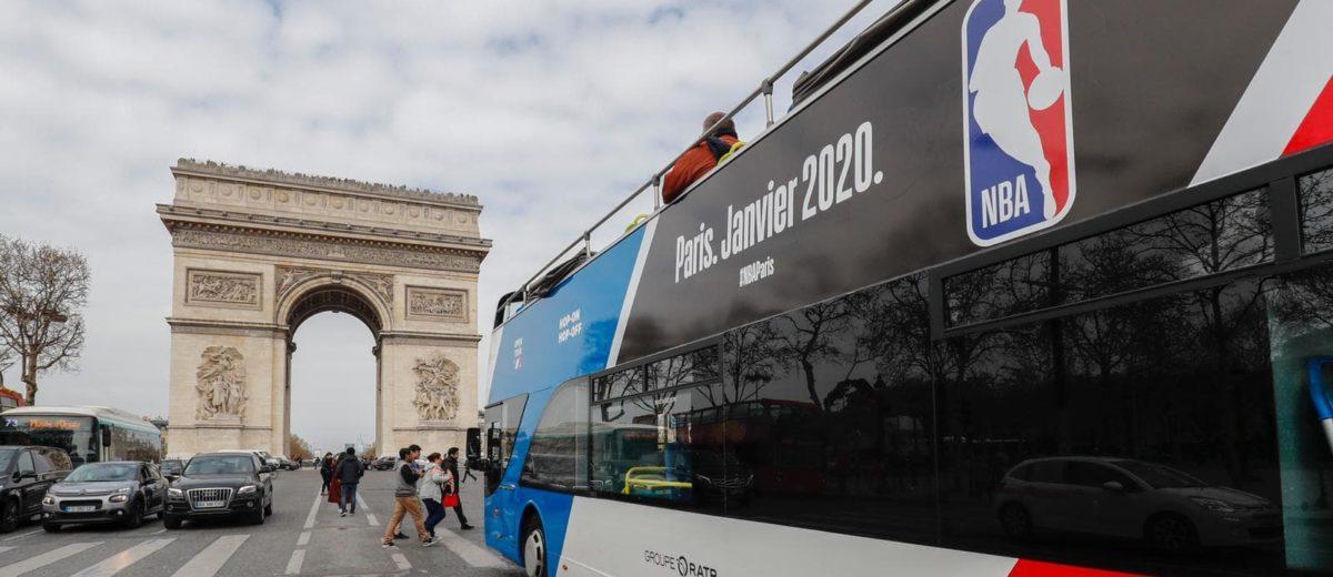NBA Paris 2020