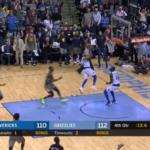 NBA – L'égalisation chaotique des Mavs contre Memphis