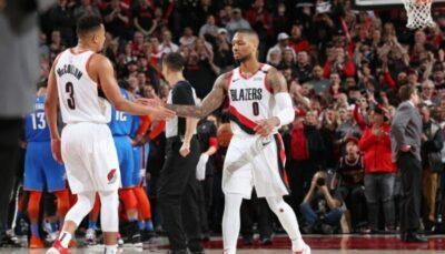 NBA – Damian Lillard sur le départ ? CJ McCollum répond cash !