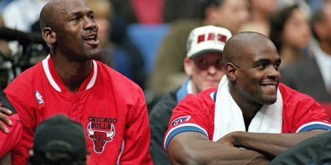 Michael Jordan a traumatisé Chris Webber