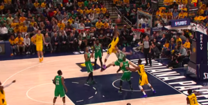 NBA – Top 5 : Myles Turner salit Gordon Hayward, et file en vacances