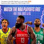 NBA – Le League Pass gratuit pour le début des playoffs !