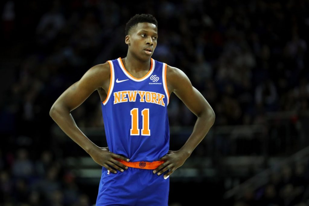 frank ntilikina trade new york knicks