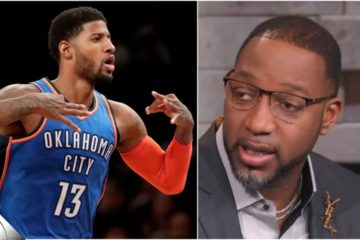 McGrady évoque la blessure de Paul George