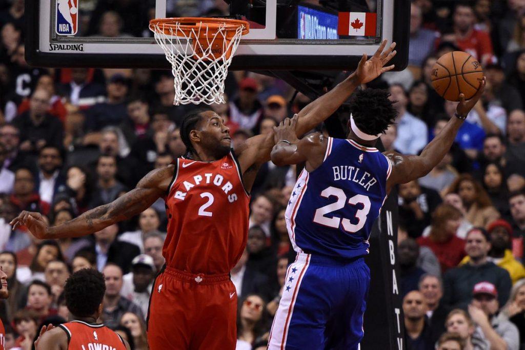 Les Raptors et les 76ers vont s'affronter en demies finales de la conférence Est