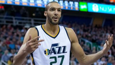 NBA – Rudy Gobert réagit à l'horrible dessin viral de lui