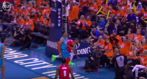 NBA Playoffs – Top 5 : Westbrook recadre Damian Lillard