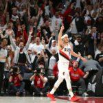 NBA – Quand Seth Curry annonce le buzzer de Lillard au banc d'OKC