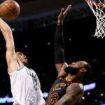 NBA – Comment Jayson Tatum a immortalisé son poster sur LeBron