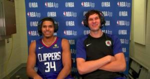 NBA – Comment Tobias Harris et Boban sont devenus potes