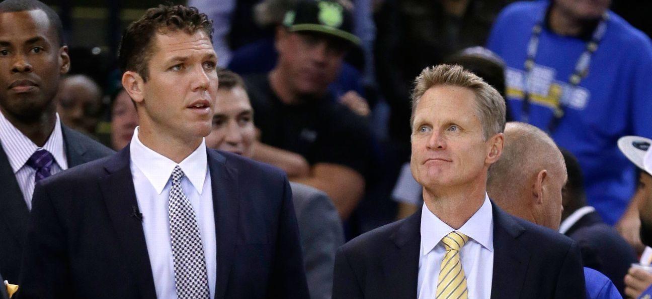Steve Kerr regrette la décision des Lakers