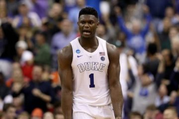 Zion Williamson sous le maillot de Duke