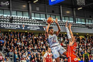 LFB – Nantes se sauve, Mondeville reléguée