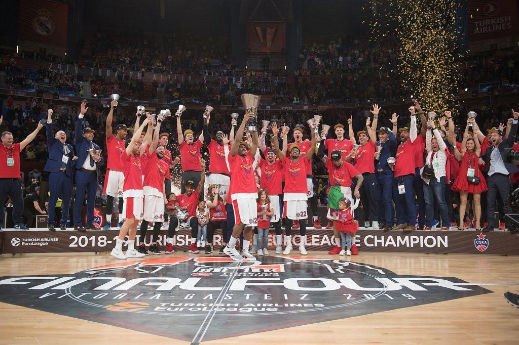 Huitième titre européen pour le CSKA