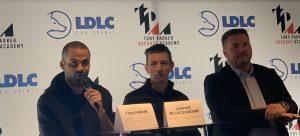 Divers – Tony Parker investit dans l'E-Sport
