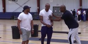 NBA / BIG3 – Gary Payton et Jason Terry se défient derrière l'arc