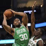 NBA – Les Français de la nuit : Les Celtics s'inclinent mais Guerschon Yabusele fait une très belle entrée