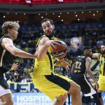 Euroleague – Joffrey Lauvergne absent pour le Final Four