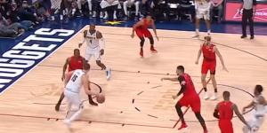 NBA – Top 5 : Nikola Jokic trompe Al-Farouq Aminu