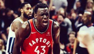 NBA – Pascal Siakam élu MIP de la saison !