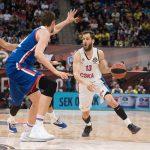 Coupe du Monde – Espagne : Sergio Rodriguez incertain !
