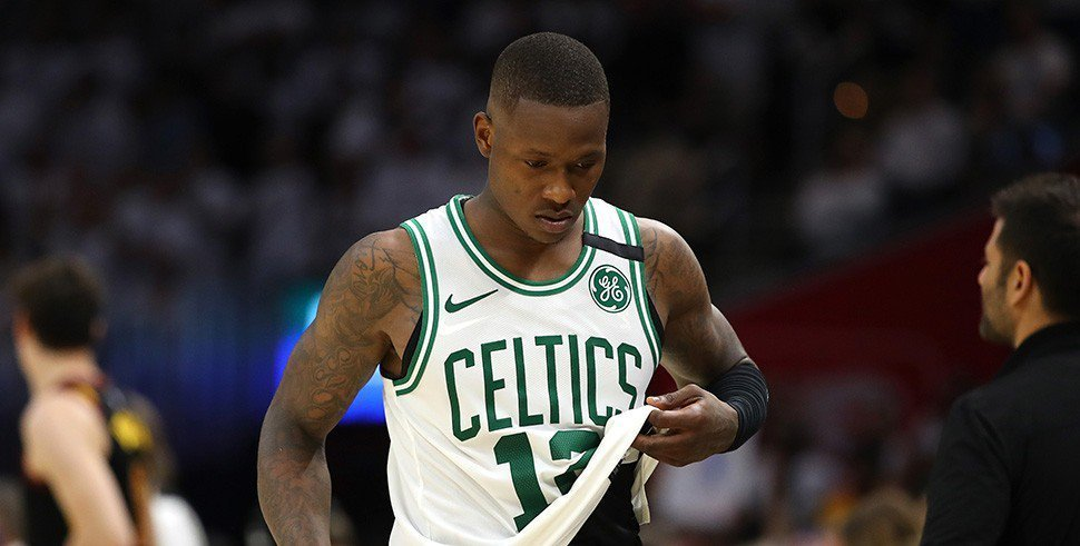 Terry Rozier prêt à partir de Boston