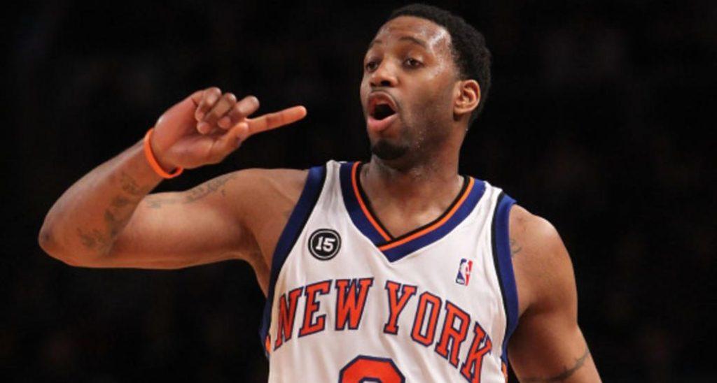 Tracy McGrady New York Knicks