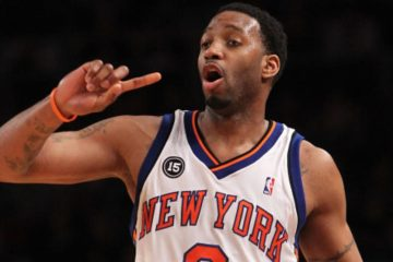 Tracy McGrady New York Knicks