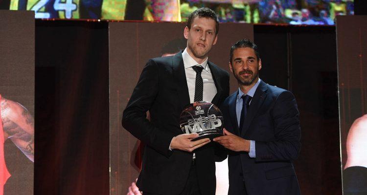 Le tchèque est le MVP de la saison !