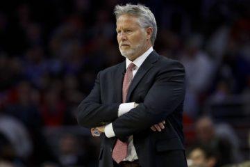 Brett Brown le coach des Sixers