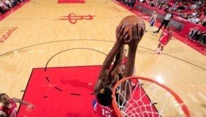 NBA – Top 5 : Clint Capela pour le contre de l'année ?!