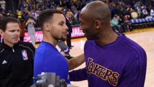 NBA – L'attitude arrogante de Kobe envers Steph Curry lors de leur premier affrontement