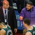 NBA – Le spectateur le plus chiant ? Giannis répond… et trolle Drake
