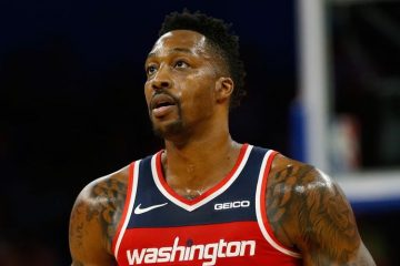Dwight Howard sous le maillot des Wizards