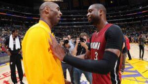 NBA – Dwyane Wade dévoile ses sneakers en hommage à Kobe Bryant !