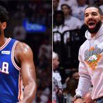 NBA – Drake ridiculise Joel Embiid en plein match