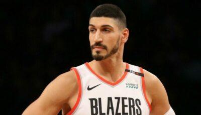 NBA – Monstrueux, Enes Kanter sort une ligne de stats rarissime !