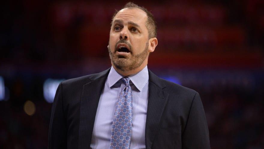 Le coach Frank Vogel pourrait rejoindre le banc des Lakers
