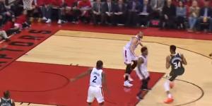 NBA – Top 5 : Giannis invente… l'euro-step du randonneur