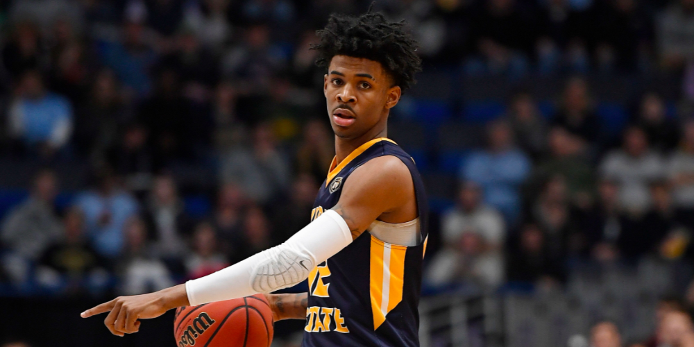 ja morant murray state racers